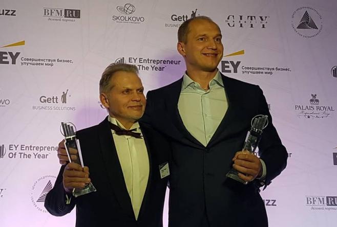 Андрей Горохов назван Предпринимателем года