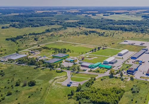 В индустриальном парке «Экобалтик» начато проектирование нового склада для резидента - завода «Инфамед К»