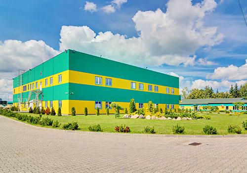 Резидент индустриального парка «Экобалтик» компания «АБ-Маркет» получила награду от Cargill.
