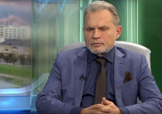Андрей Горохов рассказал ВГТРК Калининград о реалиях сегодняшнего дня бизнес-парка «Экобалтик» и калининградского фармацевтического кластера