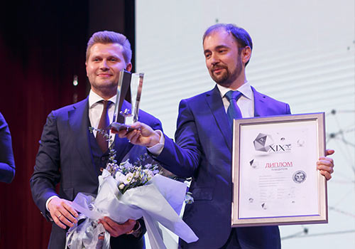 Компания «Инфамед К» победила в самом престижном фармацевтическом конкурсе страны