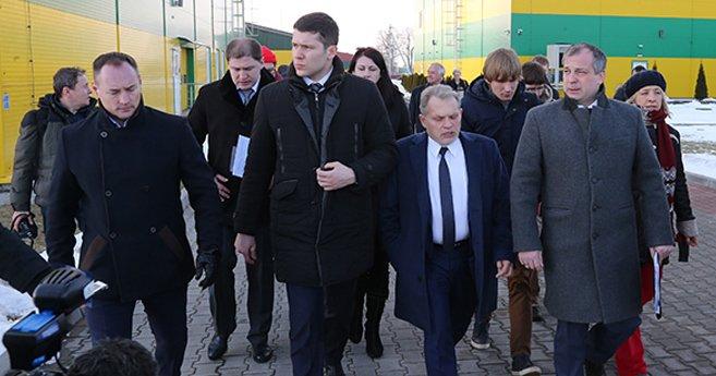 В Калининградской области  запускаются проекты  по импортозамещению  в сфере здравоохранения